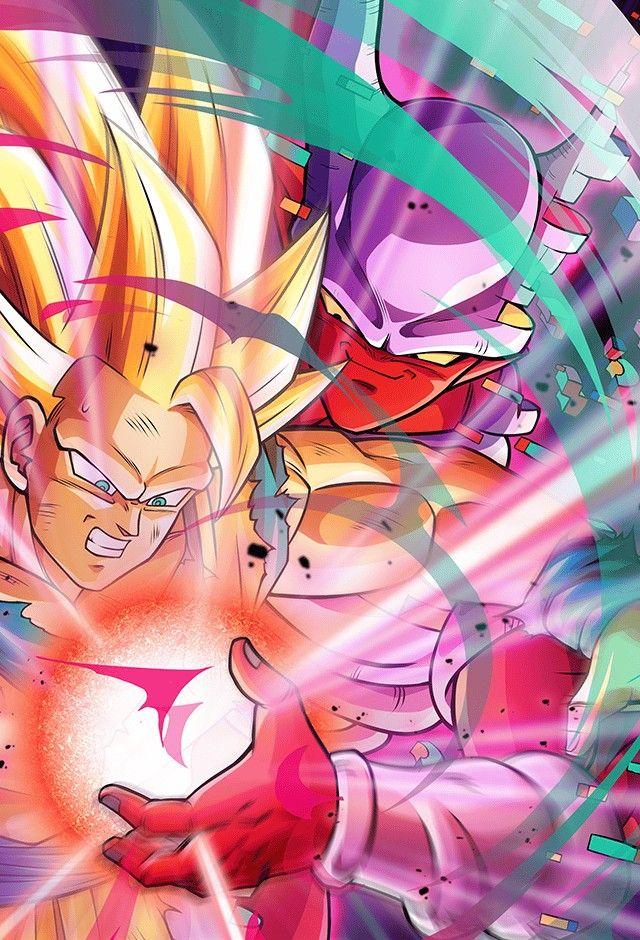 Goku Vs Janemba Card Bucchigiri Match By Maxiuchiha22 Dragon Ball Z Dragon Ball Dragon Balls