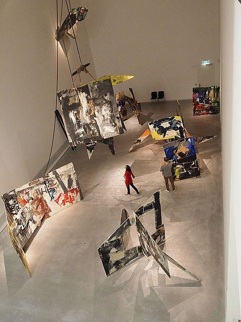 Berlinische Galerie - Emilio Vedova