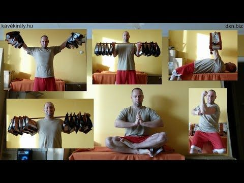 dxnproducts.com: Body-building workout with DXN Ganoderma coffee we...