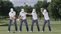 Swing Sequence: Paul Casey Photos - Golf Digest