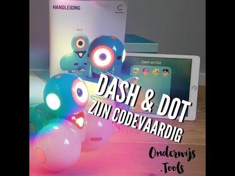 Dash en Dot zijn codevaardig! – Programmeren met de hele basisschool
