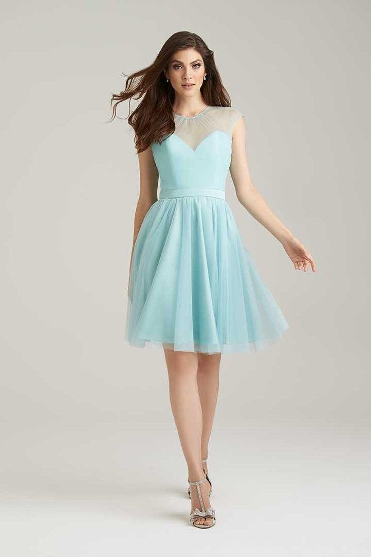 DRESSES - Knee-length dresses Allure Bridals DlfIgIxk