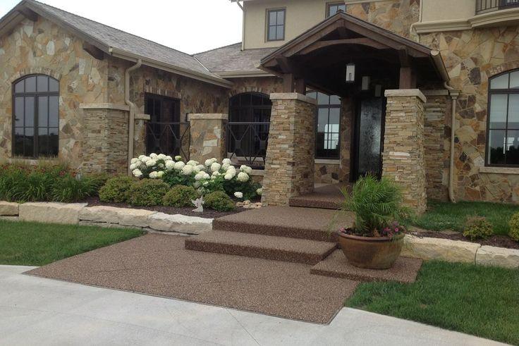 LusterStone Pebble Paving   (402) 779-4000   Omaha, NE   Concrete Resurfacing   Concrete Repair   Entryway Repair   Driveway Resurfacing   Patio Resurfacing &…