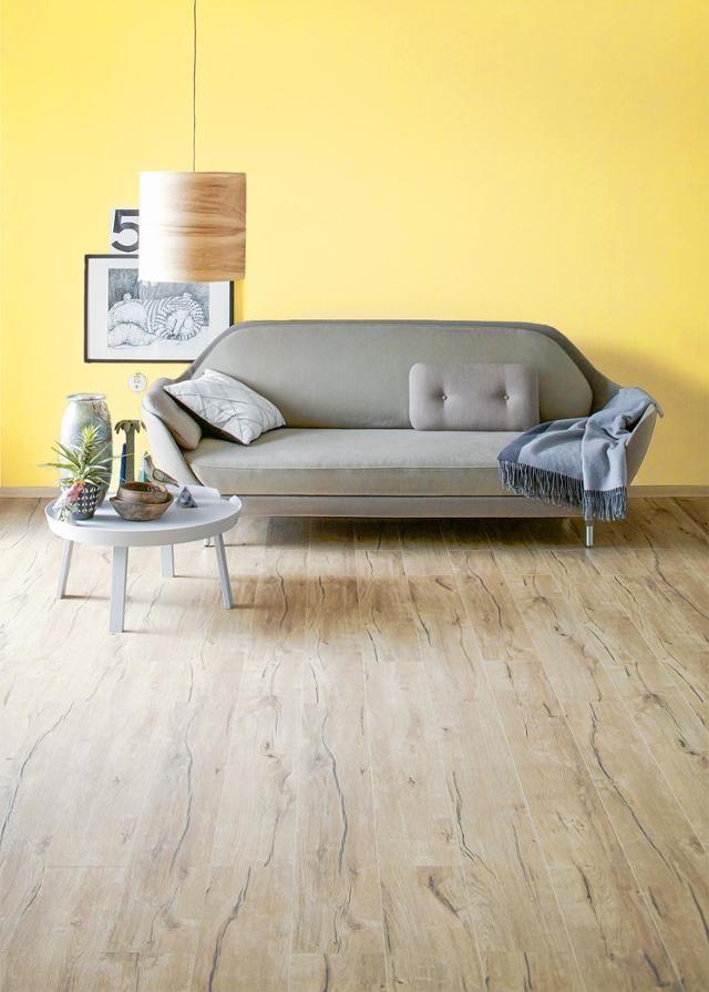 Vanilla, SCHÖNER WOHNEN Trendfarbe #beistelltisch #wandfarbe #wohnzimmer  #bilderrahmen #wandgestaltung