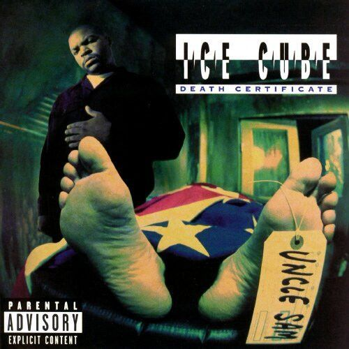Ice Cube - Death Certificate on LP