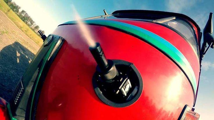 See What Happens When #Auto Rickshaw Gets Superbike #Engine  #Technology #invention