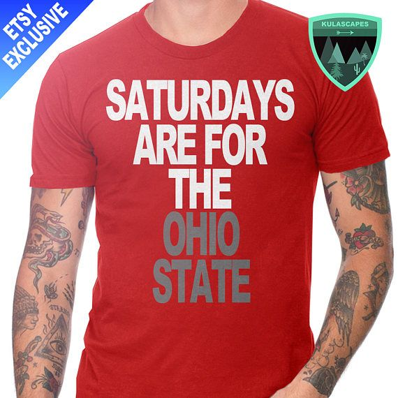 Official Saturdays are for the Ohio State Shirt, Ohio State Football Shirt, Ohio State Football Gift, Ohio State Gift, Ohio State University