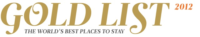 Condé Nast Traveler Gold List 2012...great reference, includes Anse Chastanet/St. Lucia, where we went on our honeymoon