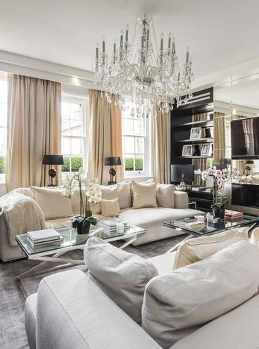 Inside Alexander McQueen's beautiful former London penthouse, which is now on the market