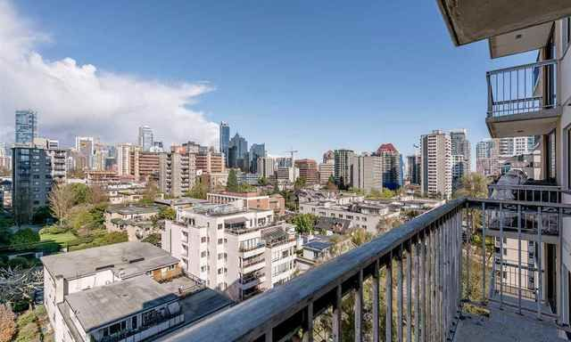 1204-1146 Harwood Street, Vancouver, BC, Apt/Condo For Sale | REW.ca