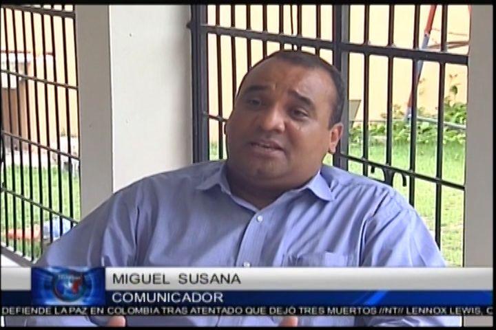 Delincuentes Entran A La Residencia Del Presentador De Noticias Miguel Susaña