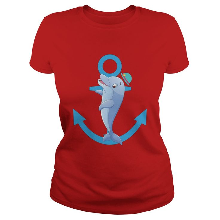 Dolphin Over Anchor Cute Cartoon T-Shirt Marine Beach Gift #gift #ideas #Popular #Everything #Videos #Shop #Animals #pets #Architecture #Art #Cars #motorcycles #Celebrities #DIY #crafts #Design #Education #Entertainment #Food #drink #Gardening #Geek #Hair #beauty #Health #fitness #History #Holidays #events #Home decor #Humor #Illustrations #posters #Kids #parenting #Men #Outdoors #Photography #Products #Quotes #Science #nature #Sports #Tattoos #Technology #Travel #Weddings #Women