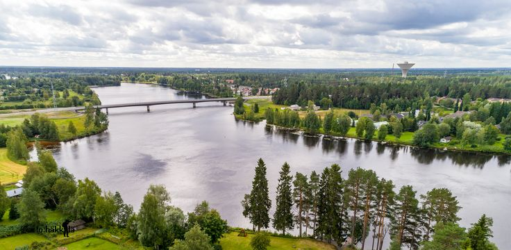 https://flic.kr/p/YKjcBS | Oulujoki Finland