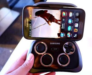 Samsung Gamepad for Smartphones