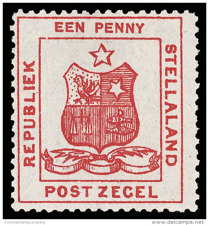 1883 .Stellaland (S.Africa today)