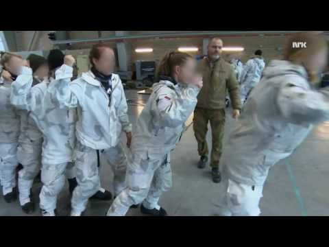Norwegian Army Documentary - Special Forces Girls for Norway [Jenter for Norge] 2/2 - YouTube