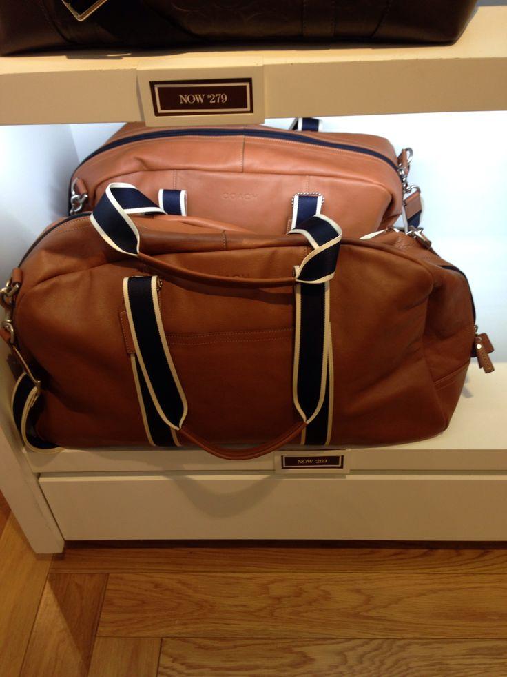coach mens wallet outlet uxdk  mens coach travel bag