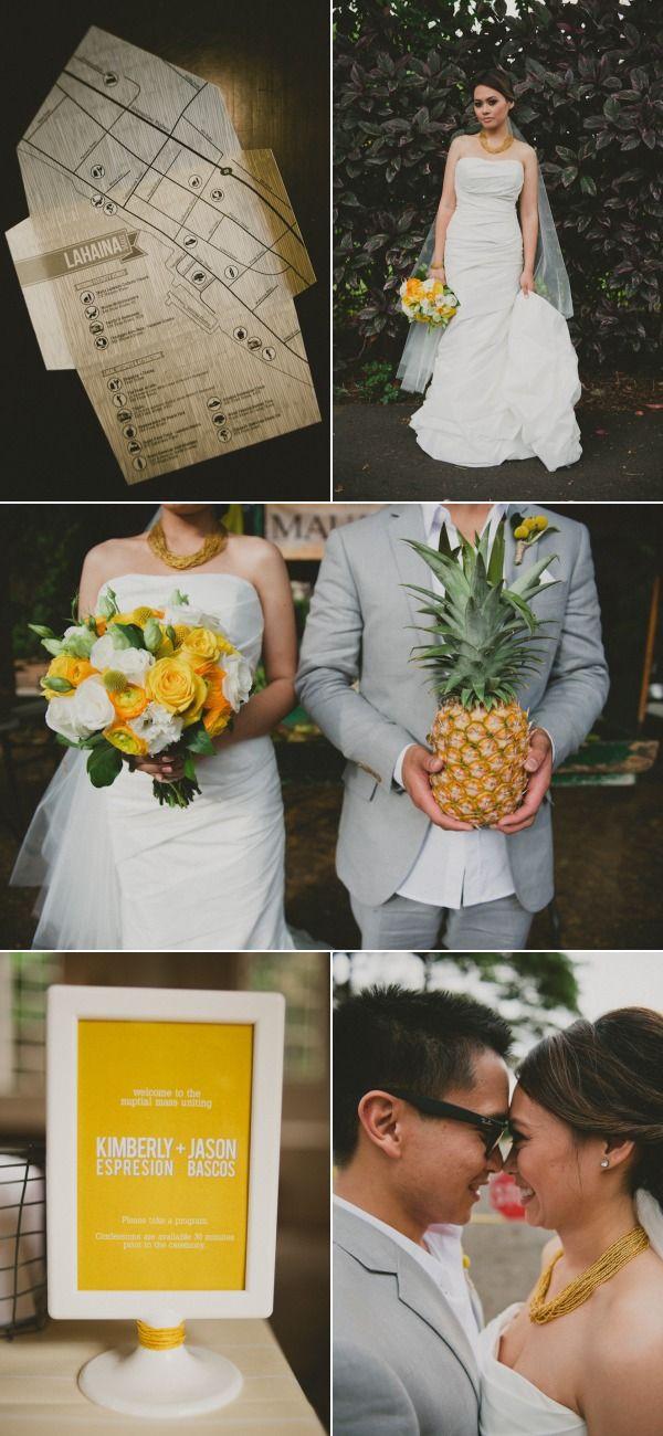 Maui Wedding By Encarnacion Photography