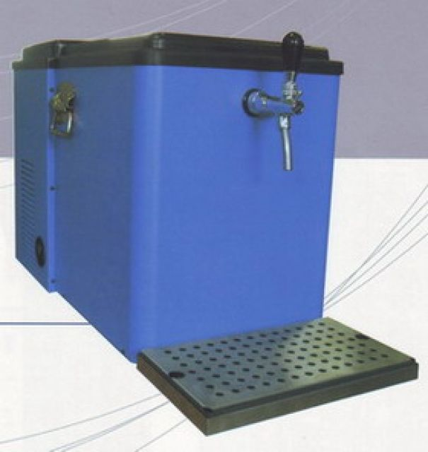 SH-8/1 FLOW-THROUGH, ON THE COUNTER BEER COOLER #beer #cooler #counter