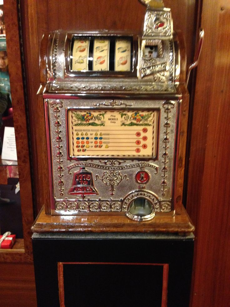 Баден-баден казино - машина старушка