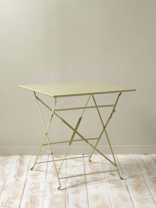 Pinterest\'teki 25\'den fazla en iyi Table pliante exterieur fikri ...