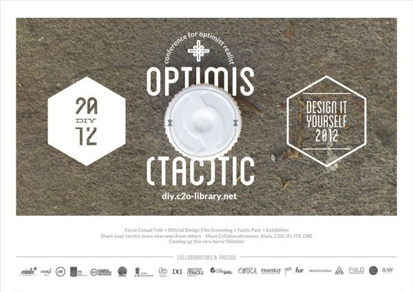 DIY: OPTIMISTACTIC on Behance