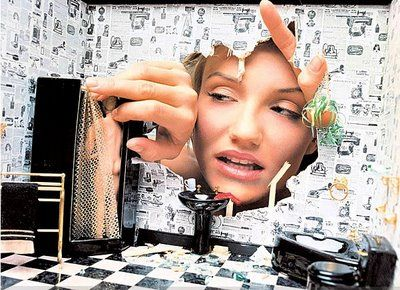 David LaChapelle, cameran diaz, art, photography, film