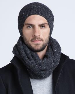 N1RX0 Theory Wool-Blend Hat