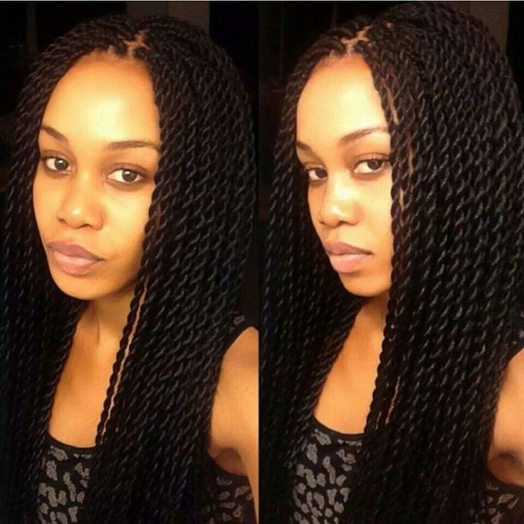 Twisties Hairstyles twist braids hairstyles pinterest Senegalese Twists