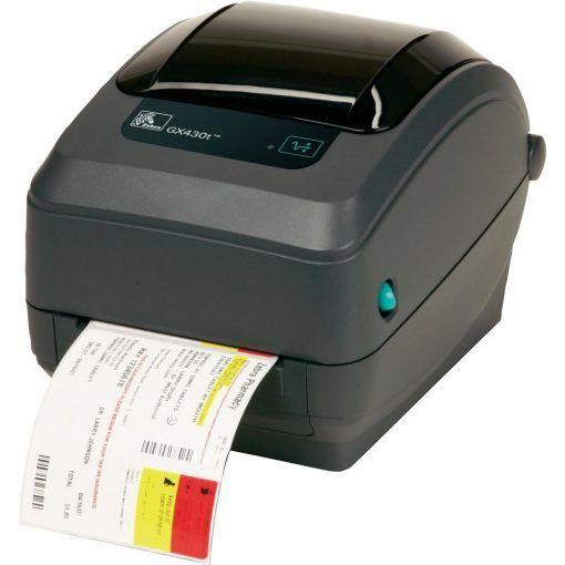 #ZEBRAGX430T Thermal Transfer Label Printer at wish a pos