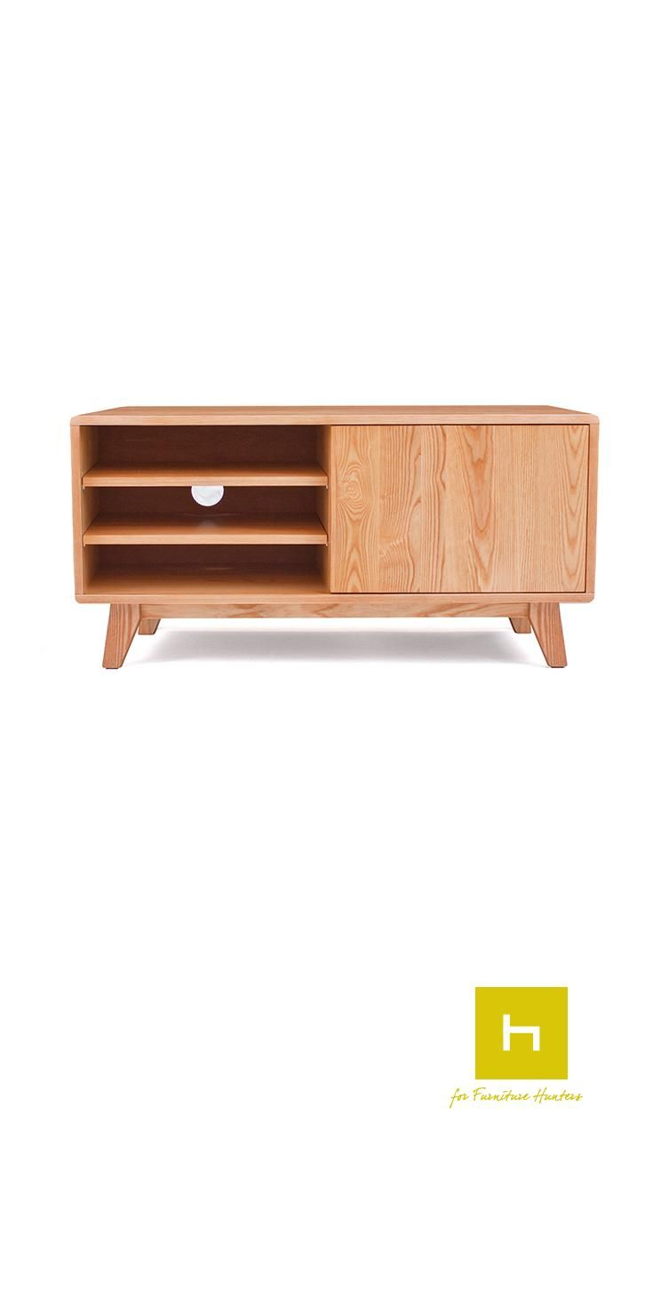 The Arco Small Entertainment Unit is designed and manufactured in New Zealand.   Crafted from solid American White Ash and finished in a durable lacquer to give years of functional beauty.  #furniture #nzmade #interiordesign #design