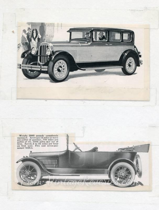 14 best 1920 - 1924 Automobiles images on Pinterest | Old school ...