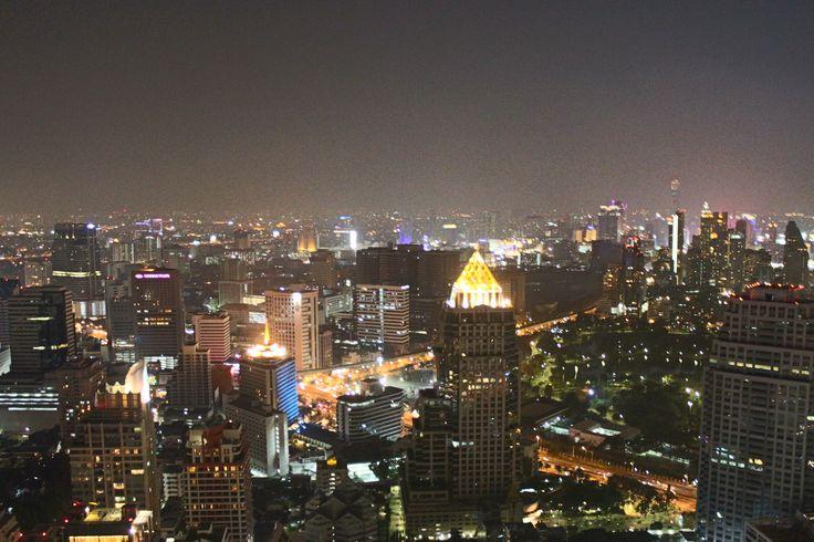 Bangkok Rooftop - Vertigo