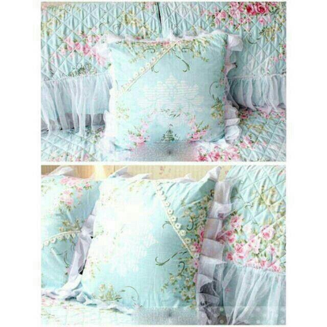 Saya menjual Pillow cushion cover (bunga biru) seharga Rp85.000. Dapatkan produk ini hanya di Shopee! http://shopee.co.id/purwaninghandayanisaifullah/1596659 #ShopeeID