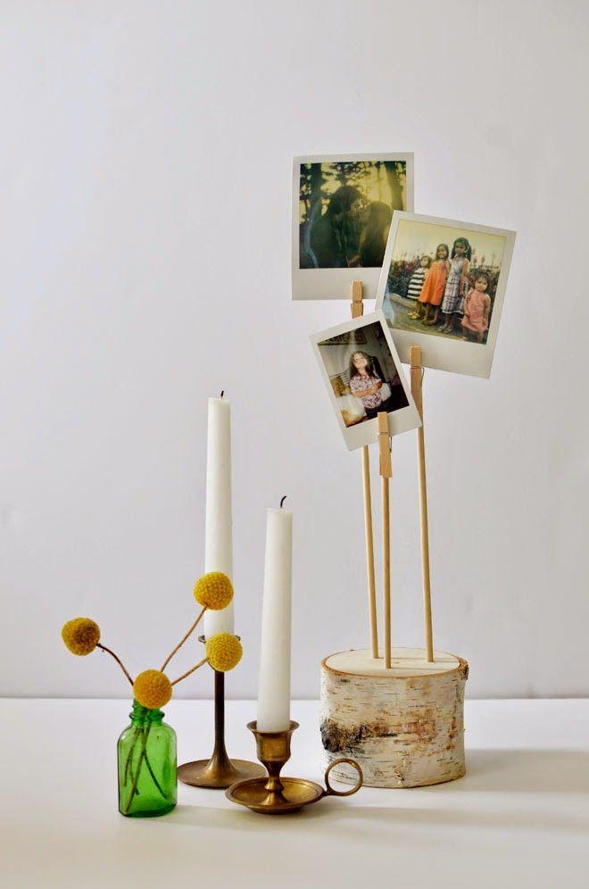 113 mejores im genes sobre decorar con troncos en - Madera para decorar ...