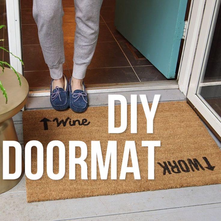 Design your own doormat