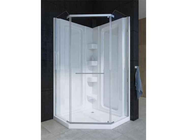Sorrento 38 Neo Angle · Corner Shower ...