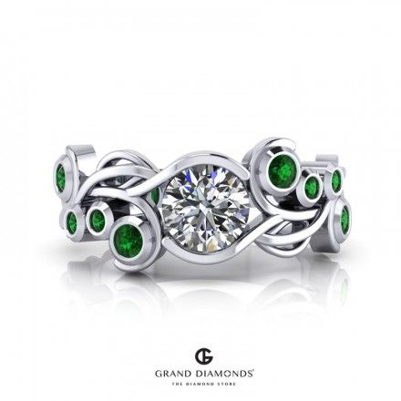 7 best Rings by The Diamond Channel images on Pinterest