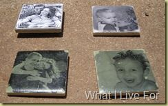 Photo transfer on ceramic tiles how-to.