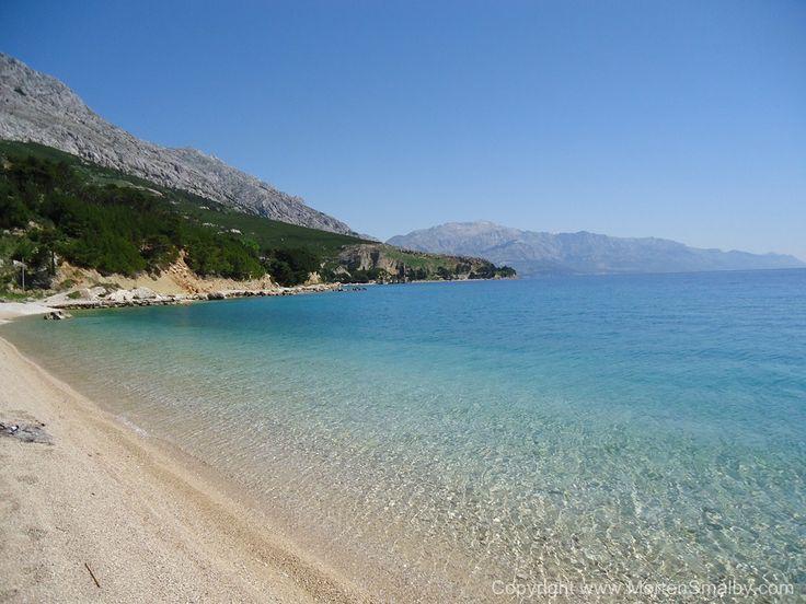 Lokva Rogoznica, ist ein echter Geheimtipp für einen Erholsamen Urlaub, das Ort befindet sich auf der Omis Riviera