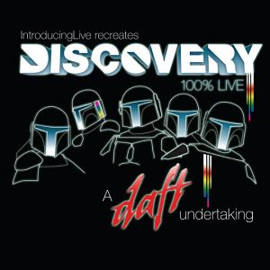 INTRODUCING bring their live rendition of Daft Punk's 'Discovery' to UK venues this summer ahead-of and in-between their Lovebox (official) and Bestival stints. Tickets available --> http://www.allgigs.co.uk/click/introducing/