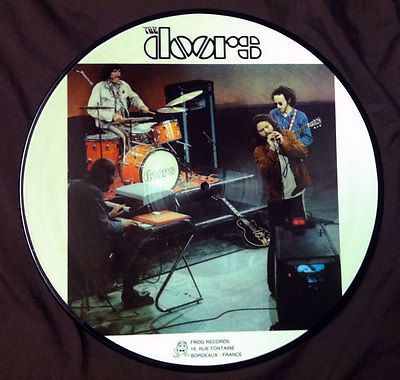 The Doors - Frog Records - Italy 1986 & 25 best The Doors Picture Discs images on Pinterest Pezcame.Com