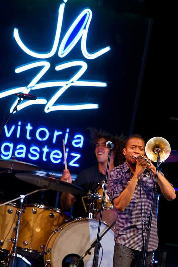 Vitoria-Gasteiz Jazz Festival, internationell jazzfestival i Baskien.