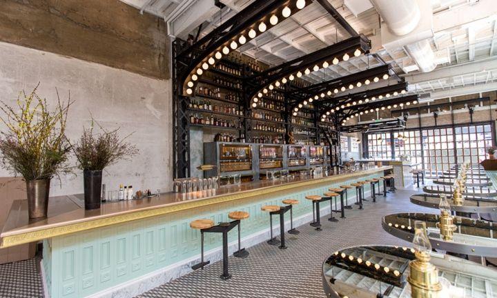 Fish Restaurants! Ironside Fish & Oyster restaurant by BASILE Studio, San Diego – California » Retail Design Blog