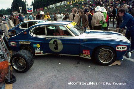 1973 Spa 24h Ford Capri