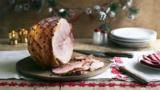 BBC Food - Recipes - Maple-glazed gammon with fresh apricot and ginger chutney