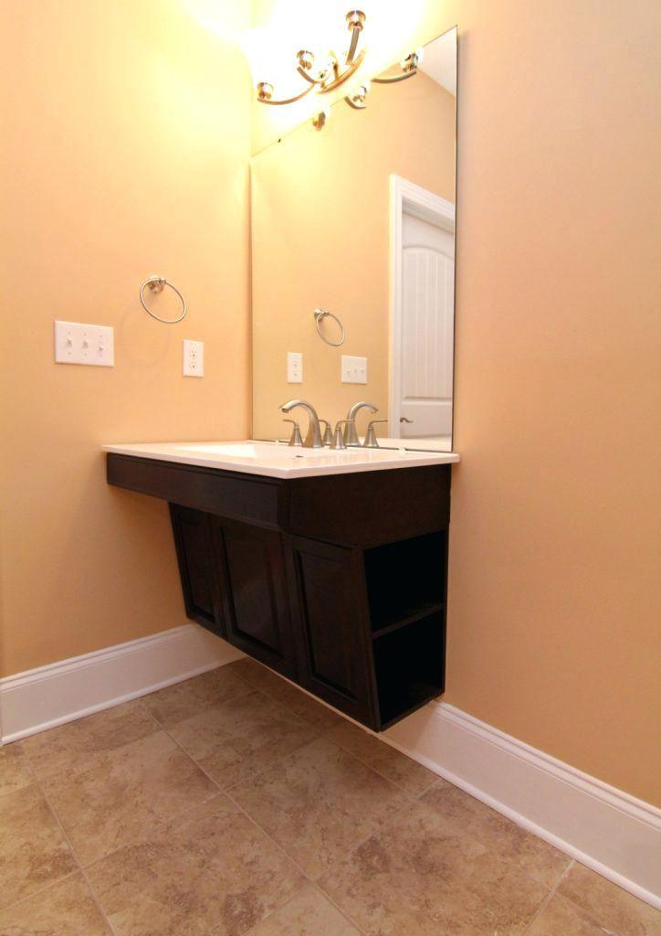 Handicap Bathroom Sinks And Cabinets Handicap Sink Vanity