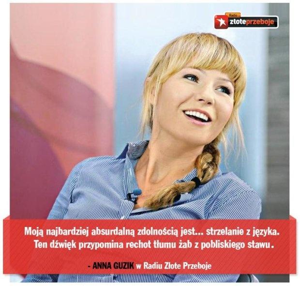 Anna Guzik, aktorka