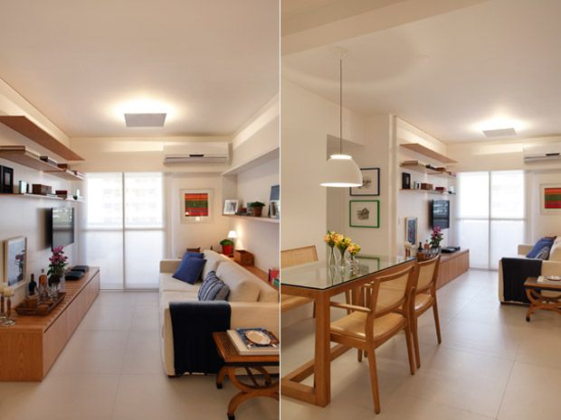 122 best images about salas on pinterest madeira home for Como decorar una sala pequena
