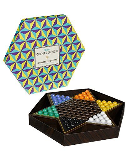 The Game of Chinese Checkers Ridley's…